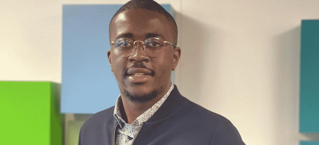 Harouna N'Gaide, l'entrepreneur qui lutte contre l'isolement